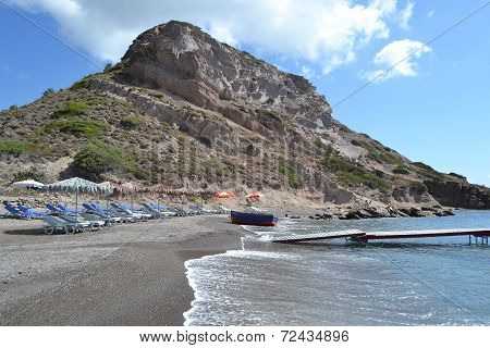 Beach In Kefalos