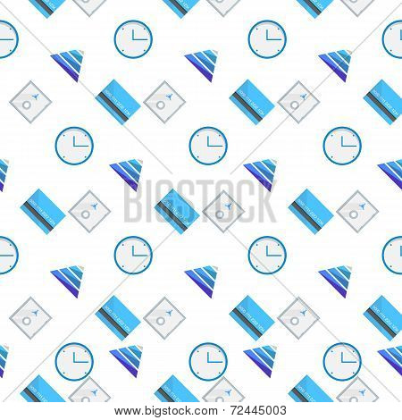 Vector background for e-business