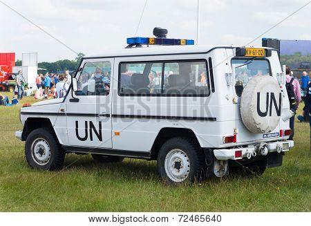 United Nations Car