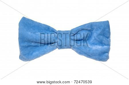 Bow-tie Blue