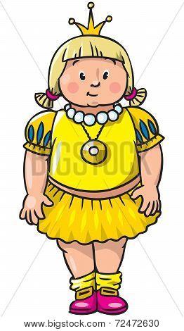 Fat Little Princess