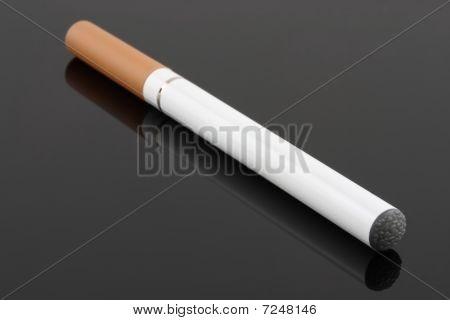 e-cigarette isolated