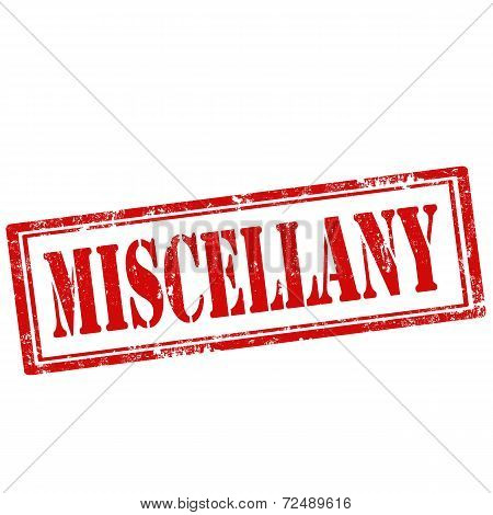 Miscellany-stamp