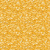 vector golden shiny glitter texture seamless pattern background graphic design poster