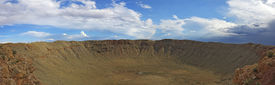 Meteor Crater, Winslow, Az