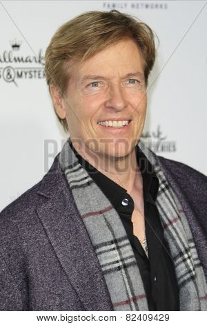 LOS ANGELES - JAN 8: Jack Wagner at the TCA Winter 2015 Event For Hallmark Channel and Hallmark Movies & Mysteries at Tournament House on January 8, 2015 in Pasadena, CA
