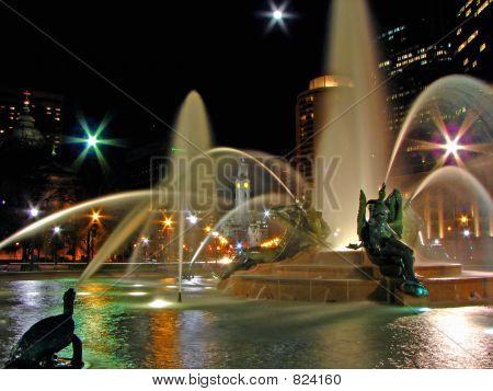 logan circle fountain