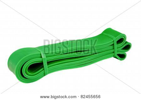 Resistance band for fitness