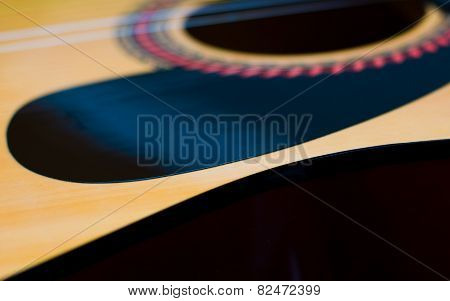Acoustic Guitar Pick Guard