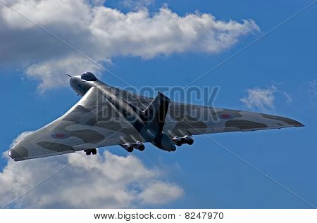 Farnborough Airshow 2010 - Avro Vulcan