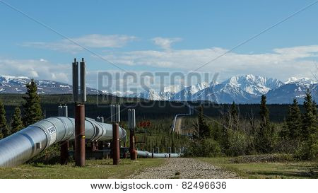 The Trans-Alaska Oil Pipeline