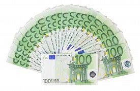 Hundred-euro Banknotes