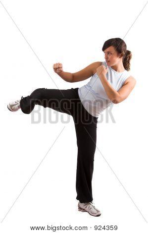 Kicking Some