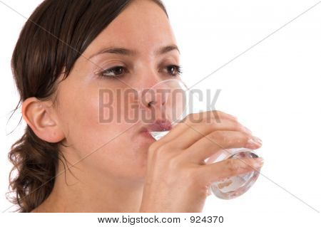 Healthy Glass Of Water