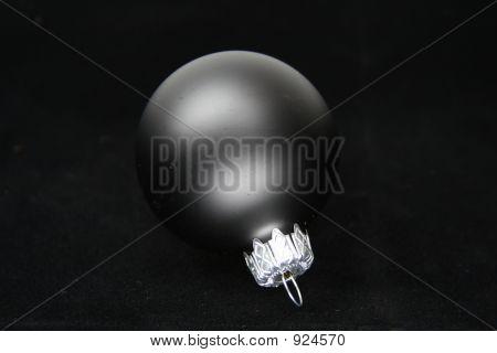 Black  Xmas Ball