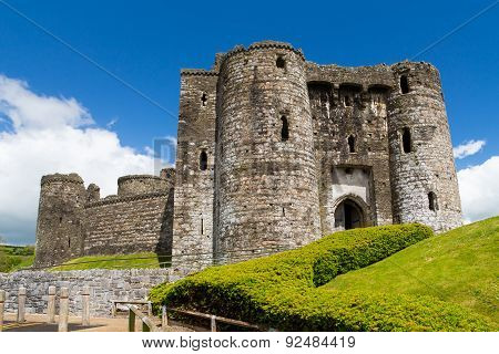 Kidwelly Castle Wales