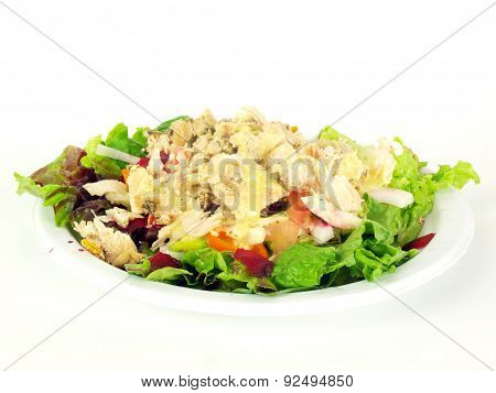 Salad With Chicken4