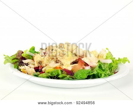 Salad With Chicken3