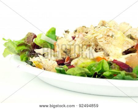 Salad With Chicken2