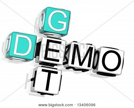 Get Demo Crossword