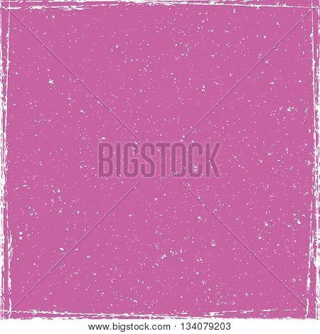 Decorative Grunge Crimson color Distress Texture For Your Design. EPS10 vector.