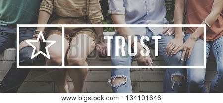 Trust Faith Honesty Belief Relationship Concept