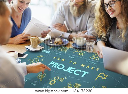 Project Enterprise Forecast Operation Strategy Concept
