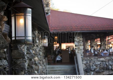 Quaint dining abounds in Asheville, North Carolina
