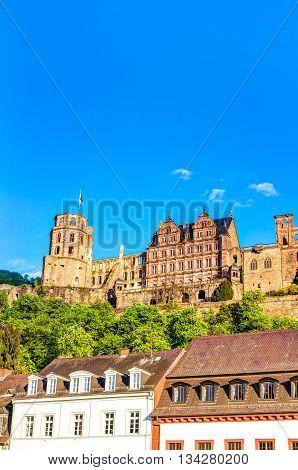 Heidelberg Castle Ruin
