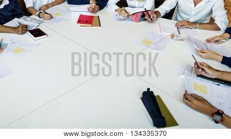 Students Study Teacher Library Test Concept