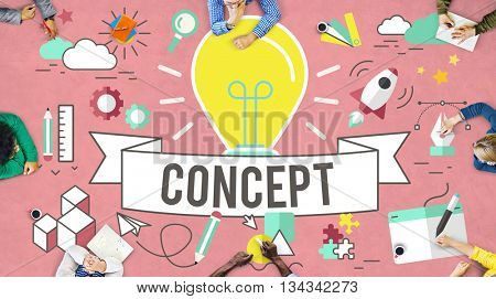 Conceptualize Ideas Creative Inspire Imagination Concept