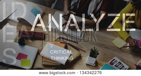 Thinking Creative Inspiration Mind Planning Idea Concept
