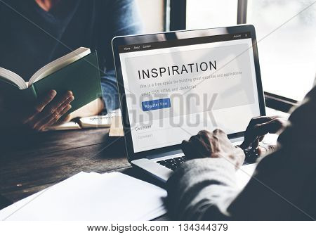 Inspiration Creative Innovate Imagination Strategy Concept