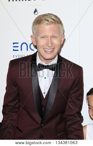 LOS ANGELES - JUN 13:  Seth Maxwell at the 7th Annual Thirst Gala at the Beverly Hilton Hotel on June 13, 2016 in Beverly Hills, CA