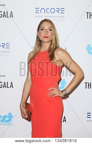 LOS ANGELES - JUN 13:  Brooke Nevin at the 7th Annual Thirst Gala at the Beverly Hilton Hotel on June 13, 2016 in Beverly Hills, CA