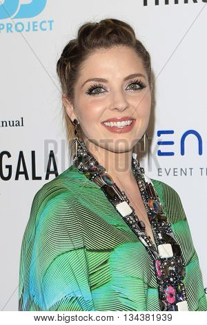 LOS ANGELES - JUN 13:  Jen Lilley at the 7th Annual Thirst Gala at the Beverly Hilton Hotel on June 13, 2016 in Beverly Hills, CA