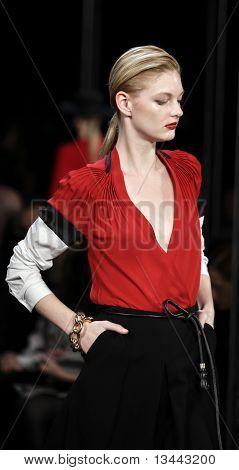 Mode vecka hösten 2011