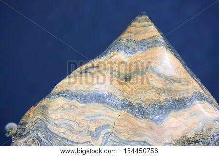 Mylonite (metamorphic Rock)