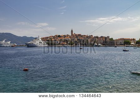 Old Korcula Town