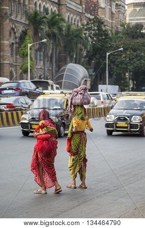 Women In Mumbai, India