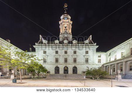 Portland City Hall - Maine