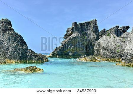 Horseshoe Bay Cove - Bermuda