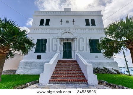 State House - St. George's