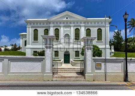 Ebenezer Methodist Church - Bermuda