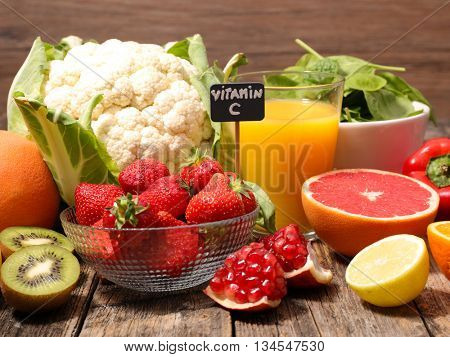 food with vitamin c