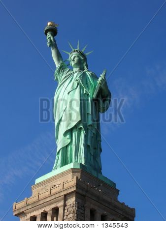 Nyc Statue Of Liberty 2