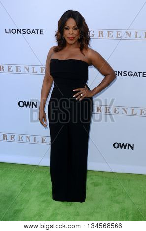 LOS ANGELES - JUN 15:  Neicy Nash at the Greenleaf OWN Series Premiere at the The Lot on June 15, 2016 in West Hollywood, CA