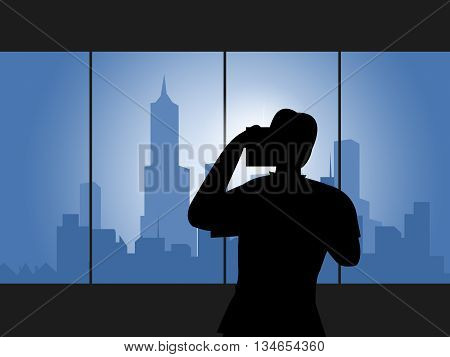 City Photographer Indicates Metropolis Buildings And Pictures
