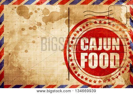cajun food