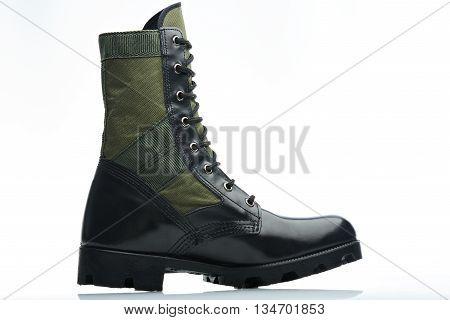 Militar Men Boot